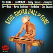 Various Artists: Steel Guitar Hall of Fame