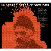 In Search of the Miraculous - works by Say, Sharafyan, Khalil, Hovhaness, Surman / Elisaveta Blumina: piano; John Feeley, Pavlos Kanellakis: guitars
