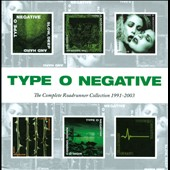 Type O Negative: The Complete Roadrunner Collection 1991-2003 *
