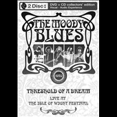 The Moody Blues: Threshold of a Dream: Live at the Isle of Wight Festival 1970 [DVD+CD]