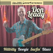 Don Leady: Hillbilly Boogie Surfin' Blues