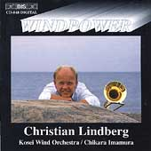 Wind Power / Lindberg, Imamura, Kosei Wind Orchestra