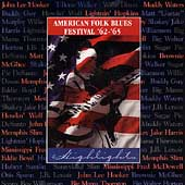 Various Artists: American Folk Blues Festival '62-'65: Highlights
