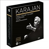 Classical & Early Romantic Recordings of Haydn, Mozart & Schubert: Symphonies / Karajan (rec. 1970-1981)