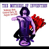 The Mothers of Invention: Wollman Rink, Central Park, NY, August 3rd 1968