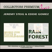 Eddie Gomez (Bassist)/Jeremy Steig: Music for Flute & Double-Bass/Rain Forest [Digipak]