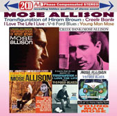 Mose Allison: Transfiguration of Hiram Brown