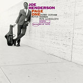 Joe Henderson: Page One [Limited]