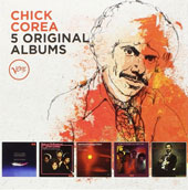 Chick Corea: Classic Album Selection