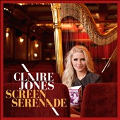 Claire Jones (Harp): Screen Serenade