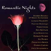 Romantic Nights / Bocelli, Pavarotti, Domingo, Lanza, et al