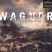 Wagner: Overtures and Orchestral Music / Jansons, Oslo PO