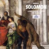 Handel: Solomon / McCreesh, Scholl, Gabrieli Consort