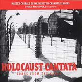 McCullough: Holocaust Cantata / Master Chorale of Washington