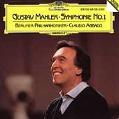 Mahler: Symphonie no 1 / Abbado, Berliner Philharmoniker