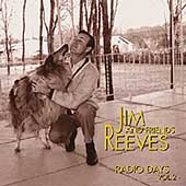 Jim Reeves: Radio Days, Vol. 2 [Box]