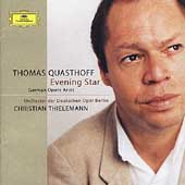 Evening Star - German Opera Arias / Thomas Quasthoff, et al