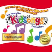 Kidsongs: Kidsongs: My Favorite Kidsongs Collection [Box] *