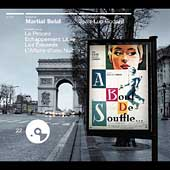 Martial Solal: Breathless (A Bout de Souffle)