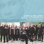 Dett: Listen to the Lambs, etc / Blyden-Taylor, Dett Chorale