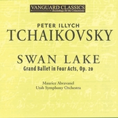 Tchaikovsky: Swan Lake / Utah SO