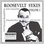 Roosevelt Sykes: Complete Recorded Works, Vol. 3 (1931-1933)