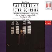 Pfitzner: Palestrina / Suitner, Schreier, Lorenz, Nossek