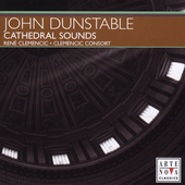 Dunstable - Cathedral Sounds / Clemencic, Clemencic Consort