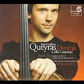 ak: Cello Concerto, etc / Queyras, Belohlávek, et al