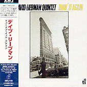David Liebman: Doin' It Again [Japan]