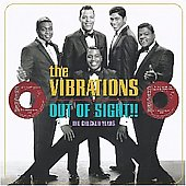 The Vibrations: Out of Sight! The Checker Years