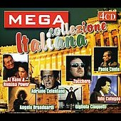 Various Artists: Mega Collezione Italinana