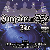 Various Artists: Gangsters And DJ's Box [Box] [PA]