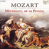 Mozart - The Early Operas - Mitridate, rè di Ponto / Wentz