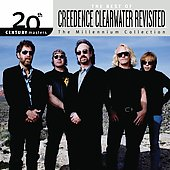 Creedence Clearwater Revisited: 20th Century Masters - The Millennium Collection: The Best of Creedence Clearwater Revi [Remaster]