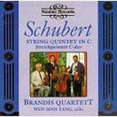 Schubert: String Quintet in C Minor, D.956 / Brandis Quartett; Yang,WS