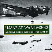 Various Artists: Usaaf at War 1942-45, Vol. 1