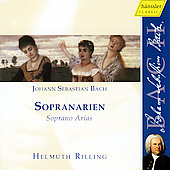 Bach: Soprano Arias / Aug&eacute;r, Laki, Donath, et al