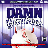 Karaoke: Damn Yankees [Accompaniment CD]