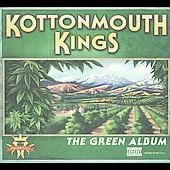 Kottonmouth Kings: The Green Album [PA] [Digipak]