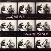Jerry Garcia & David Grisman: Jerry Garcia/David Grisman