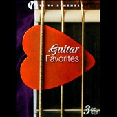 Various Artists: Guitar Favorites [Digipak]