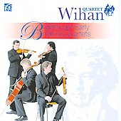 Beethoven: Early String Quartets / Wihan Quartet