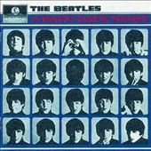 The Beatles: A Hard Day's Night [CD/T-Shirt]
