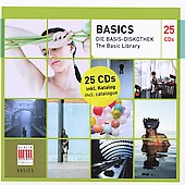 Basics - Die Basis-Diskothek [Box Set]