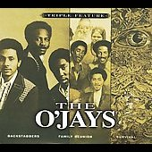 The O'Jays: Triple Feature [Digipak]