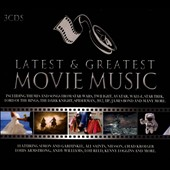 Various Artists: Latest & Greatest Movie Music [Box]