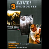 Ja Rule/Jadakiss/Snoop Dogg: Live! [Box]