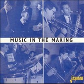 Jimmy Deuchar/Don Rendell/Phil Seamen & Others: Music in the Making