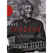 Ravi Shankar: The  Extraordinary Lesson [DVD]
